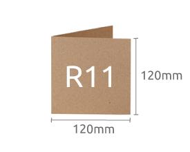 R11 (120 x 120 mm)