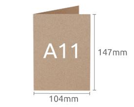 A11 (104 x 147mm)