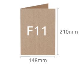 F11 (148 x 210 mm)