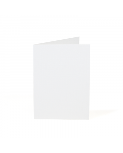 B11 Card Superior 10 Pk (122x172mm)-Felt White