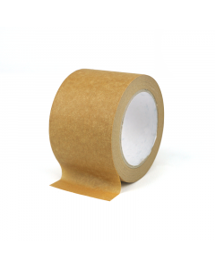 Extra Wide Self Adhesive Paper Parcel Tape (75mm)