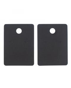 Earring Hanger (55mm) 20Pk. - Black