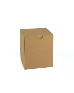 80x80x95mm Candle Box 10Pk - HairyManilla
