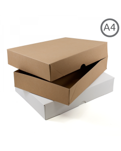A4 Box and Lid