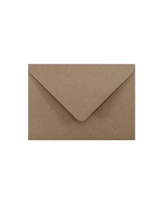 C7 Recycled Envelope Hairy Manilla Kraft Brown
