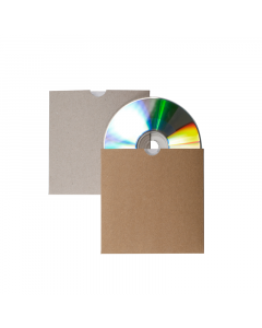 CD Sleeve Duo 100Pk