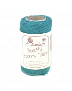 20m Cotton Twine - Eton Blue