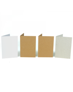 D11 Card Natural 100 Pk (105x74mm To fit C7)