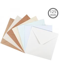 EV7 Recycled Envelope Natural 10Pk