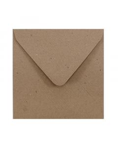 EV10 Envelope Ribbed Brown