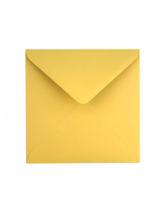 EV10 Recycled Envelope Citron