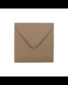 EV7 Envelope Hairy Manilla (Kraft Brown)