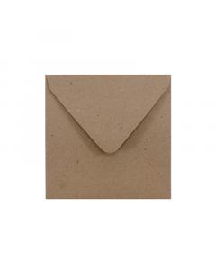 EV7 Envelope Ribbed Brown