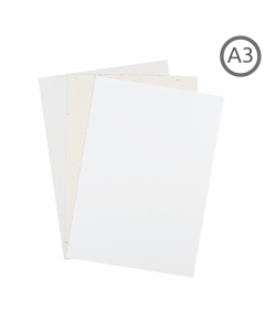 A3 Recycled Superior Thin Card 10Pk