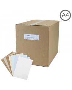 A4 Recycled Natural Card 500Pk