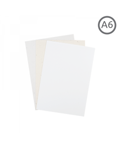 A6 Recycled Superior Card 10Pk