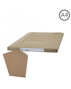 A4 Recycled Natural 130g Paper 100Pk