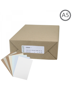 A5 Recycled Natural Paper 1000Pk