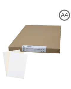A4 Recycled Superior Thin Card 100Pk