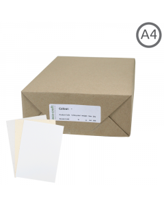A4 Recycled Superior Thin Card 500Pk