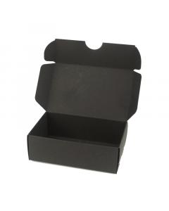 74x51x25mm Small Soap Box 10Pk-Black