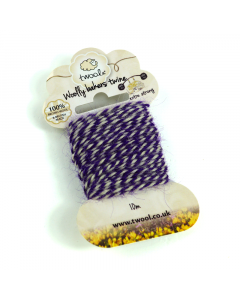 Twool Bakers Twine - Snowy Heather