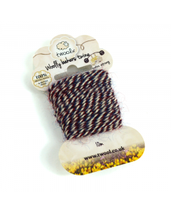 Twool Bakers Twine - Vintage Flag