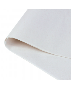 100% Recycled White Tissue Paper (375 x 500mm)