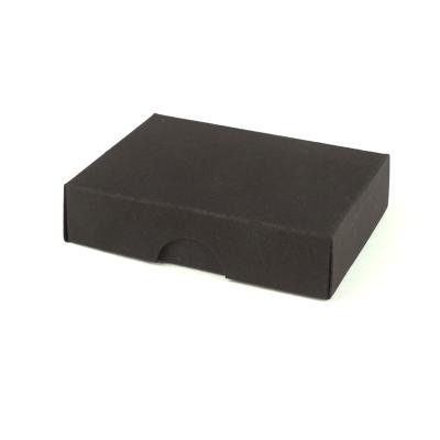 50x70x17mm Box & Lid - Black 10Pk.