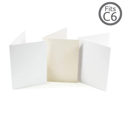 A6 / C6 Card Superior 10 Pk (104x147mm)