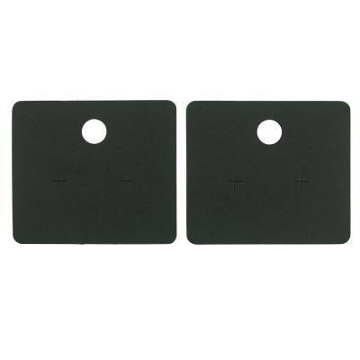 Earring Hanger (67mm) 20Pk. - Black