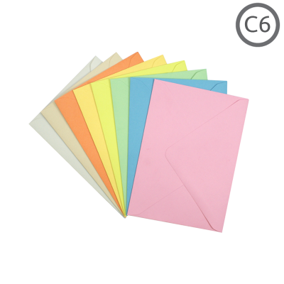 C6 Recycled Envelope Vintage 1000Pk