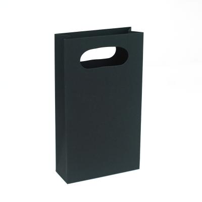 100 x 180 x 40mm Gift Bag - Black 10Pk.
