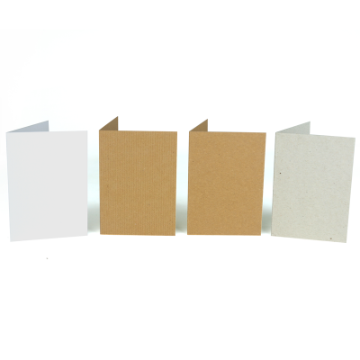 D11 Card Natural 1000 Pk (105x74mm To fit C7)