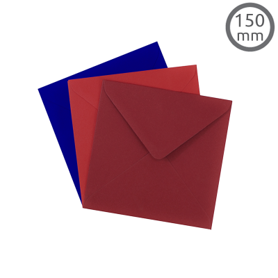 EV10 Recycled Envelope Colours 10Pk