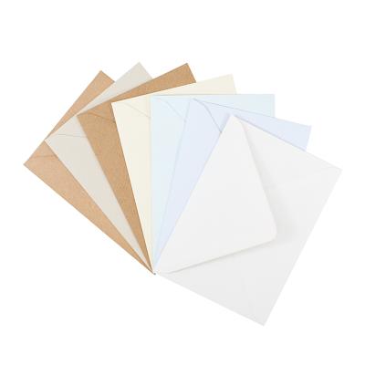 EV2 Recycled Envelope Natural 10Pk