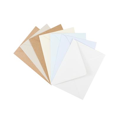 EV3 Recycled Envelope Natural 10Pk