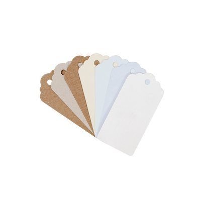 Gift Tags (Medium) Natural 30Pk
